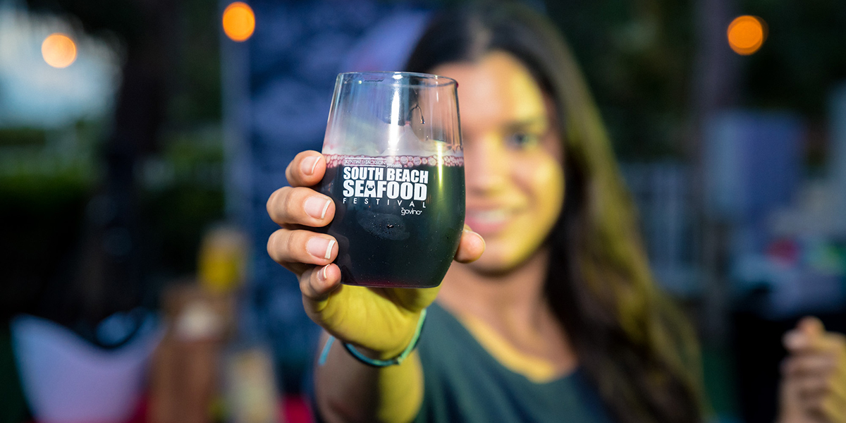 Event Menu | South Beach Seafood Festival