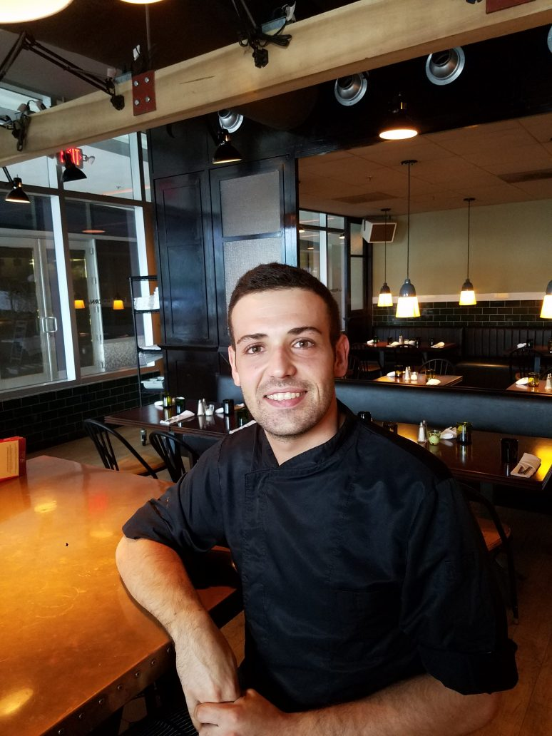 Chef Gianluca Messano South Beach Seafood Festival