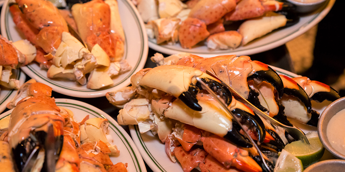 About Joe's Stone Crab Miami | Mixed Seafood Ceviche Recipe From Joe's Stone Crab Miami
