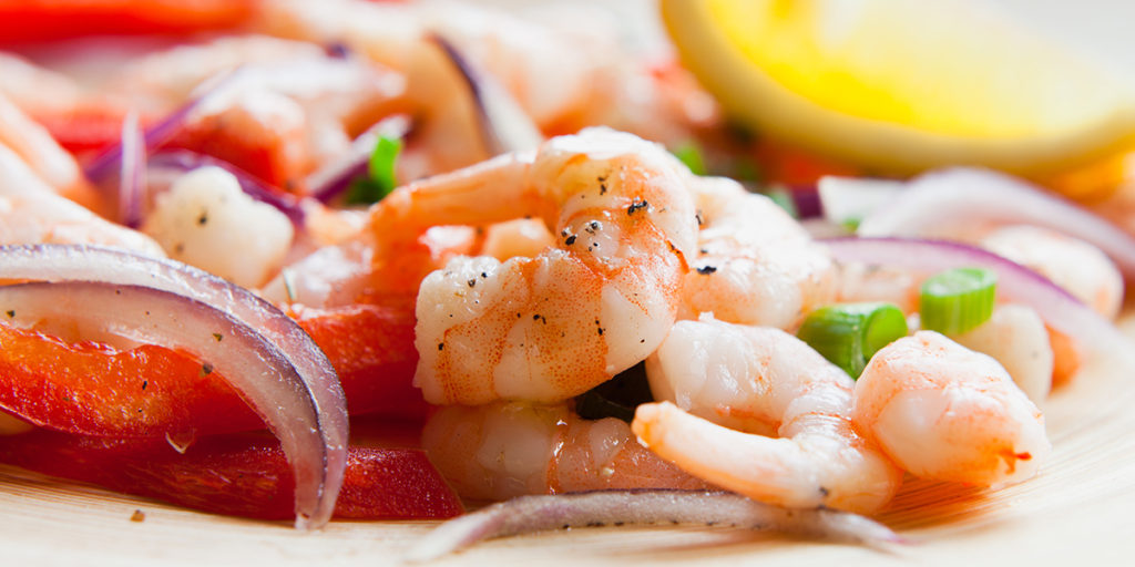 Mixed Seafood Ceviche Recipe From Joe's Stone Crab Miami