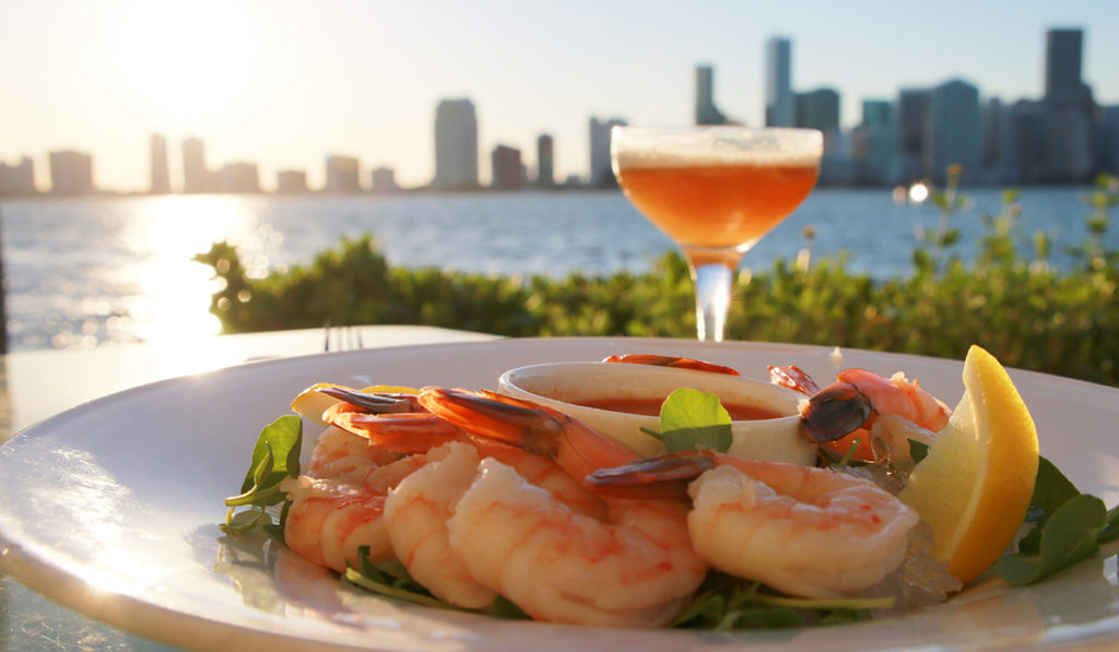 Top  Seafood Restaurants Miami Beach