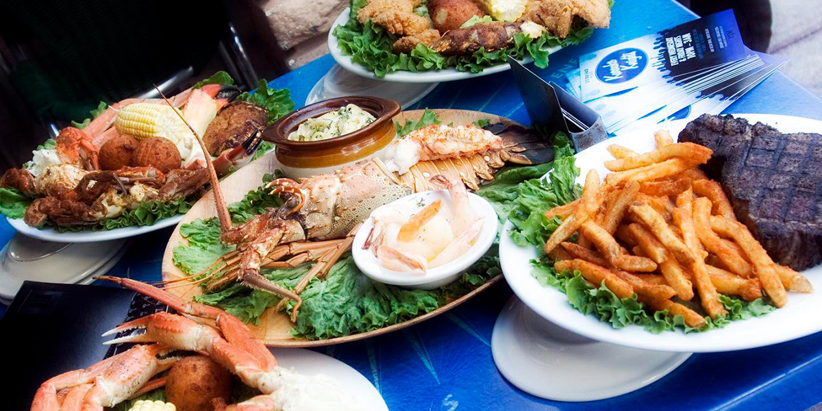 Best seafood shack in Miami: CJ's Crab Shack | How To Find All The Best Seafood In Miami South Beach