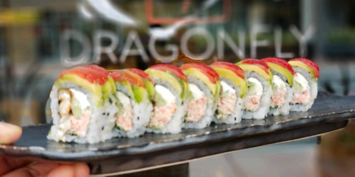 Best Sushi in Miami: Dragonfly Izakaya & Fish Market | How To Find All The Best Seafood In Miami South Beach
