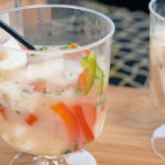SoBe Seafood Festival Citrus Mixed Ceviche | 9 Mouth Watering Eats at Miami's Best Seafood Festival
