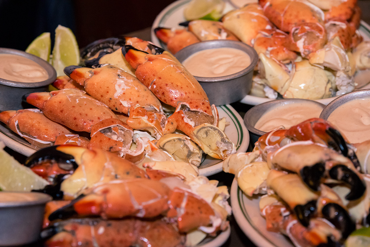 Joe's Stone Crab in Miami | 5 Best Seafood and Wine Pairings from Miami Beach Chefs