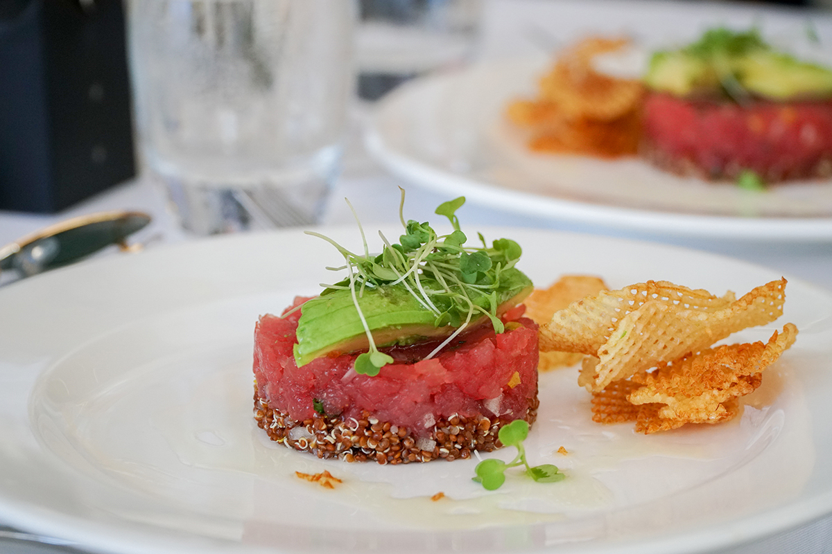 Truluck's Miami   5 Best Seafood and Wine Pairings from Miami Beach Chefs