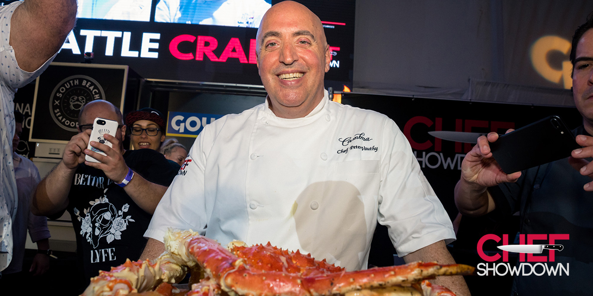 14 Top Miami Chefs Battle at South Beach Seafood Festival