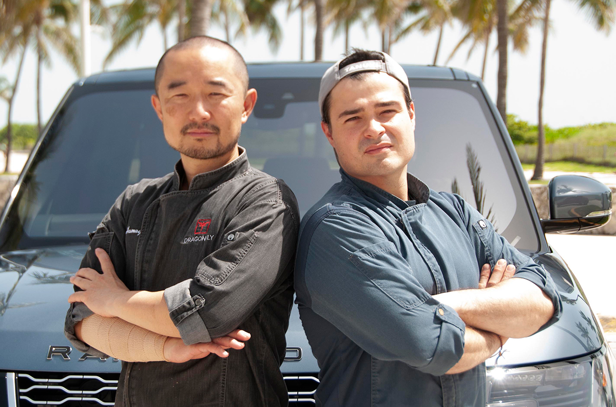 Chef Showdown: Chef Masatomo Haya vs. Chef Edwin Delgado