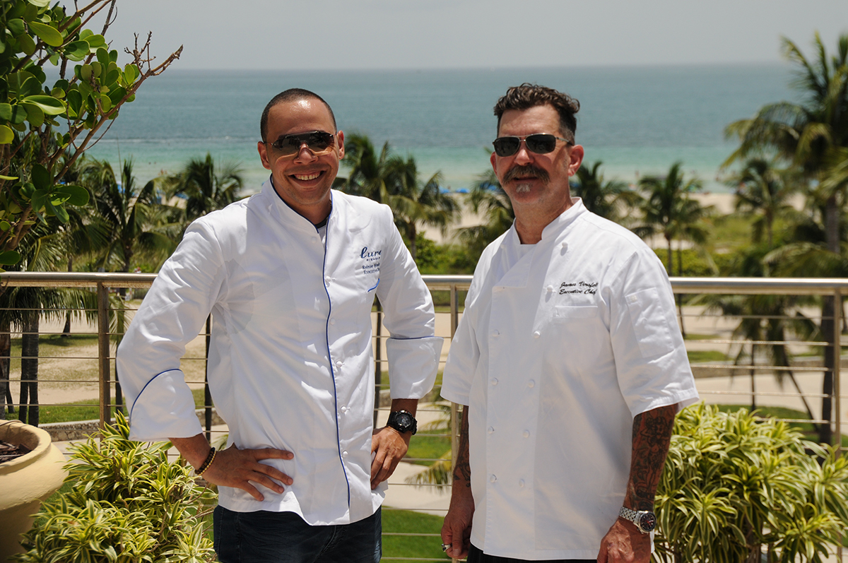 Miami Chefs Battle: Chef Reiner Mendez vs. Chef James Versfelt