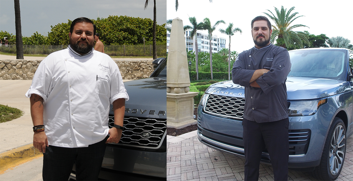 Miami Chef Showdown: Chef Jim Pastor vs. Chef Raul A. Del Pozo
