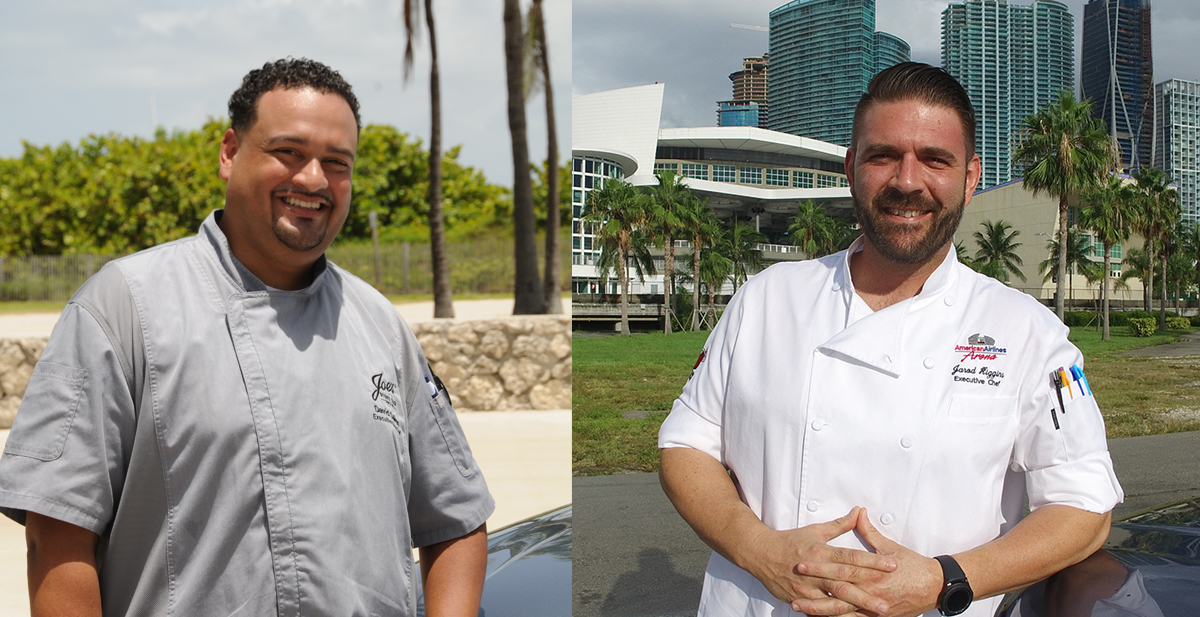 Best Chefs in Miami: Chef David Salinas vs. Chef Jarod Higgins