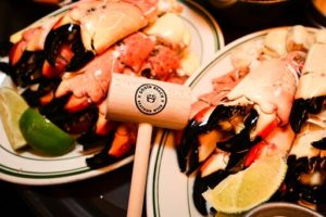 Joe's Stone Crab at the South Beach Seafood Festival